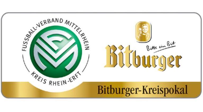 Die Achtelfinalspiele im Bitburger Kreispokal im Kreis Rhein-Erft 2019